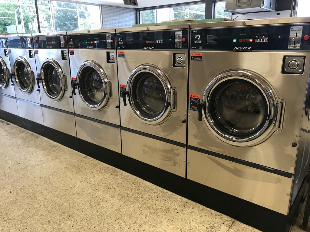 Laundromat In Texas