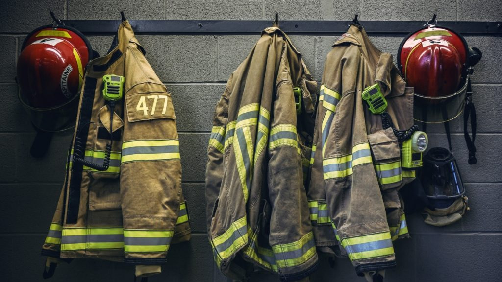 FireDept Turn out Gear