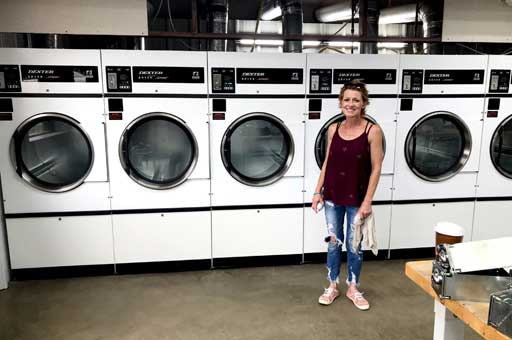 On-Premise, Commercial Laundry Equipment for Correctional Facilities