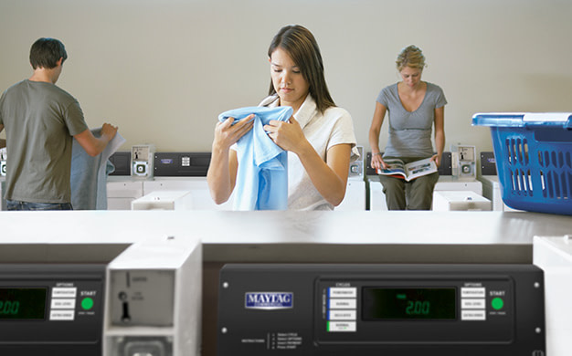 Enjoy Providing for Tenants While Boosting Your Budget with On-Site Laundry