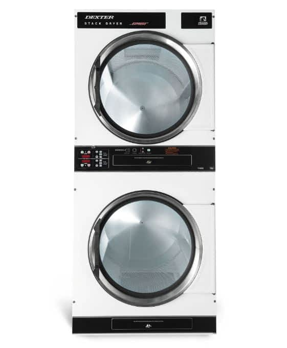 Dexter T-50x2 Stack Dryer Product Image
