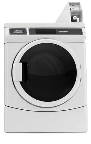 Maytag Commercial Single Load Super Capacity Electric Dryer