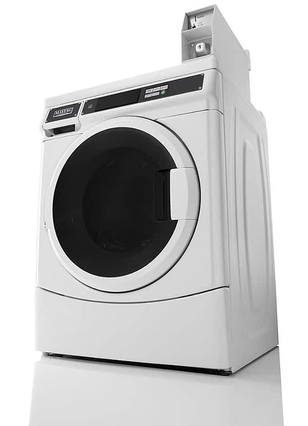 Maytag Commercial Single Load Energy Advantage Front-Load Washer - MHN33PDCWW